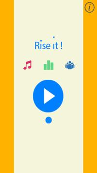 Rise it! poster