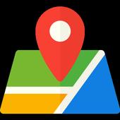 Maps Me : GPS & Navigation Traffic icon