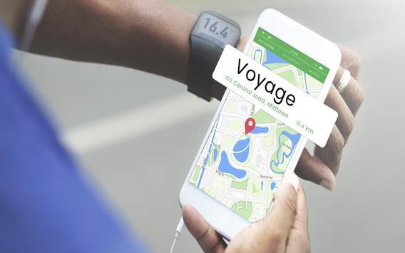 Maps Me : GPS & Navigation Traffic screenshot 5