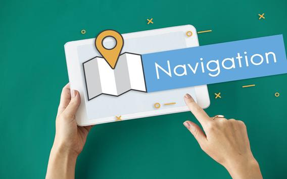 Maps Me : GPS & Navigation Traffic poster