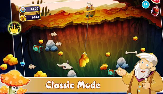 Classic Mining game  on  hostile areas screenshot 7