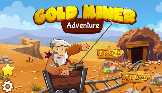 Gold Miner - Mine Quest poster