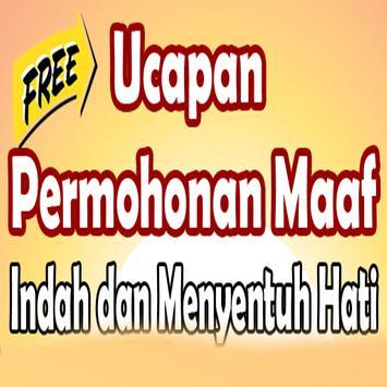 Kata Ucapan Maaf Menyentuh Hati poster