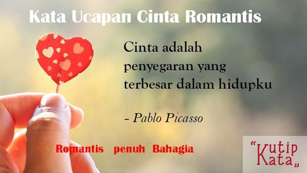 Kata Ucapan Cinta Romantis Bahagia Apk App Free Download