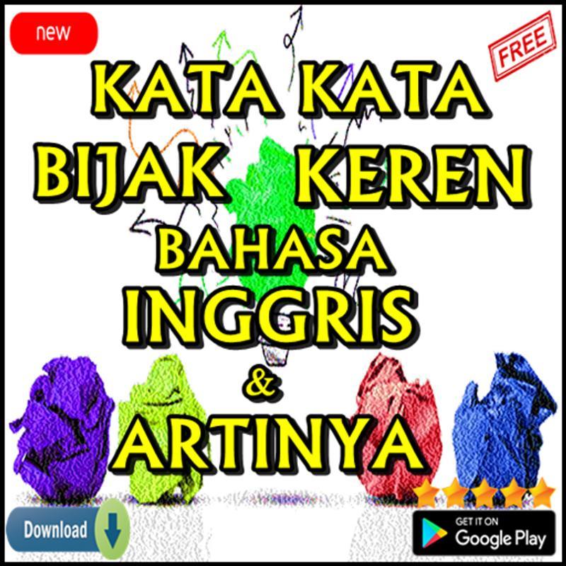 Kata Bijak Keren Bahasa Inggris Dan Artinya For Android Apk Download