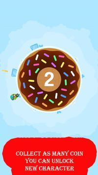 Dudul Run On The Donuts apk screenshot