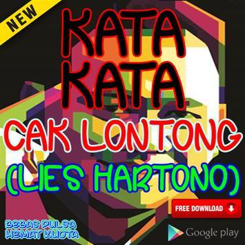 Kata Kata Cak Lontong Lies Hartono Apk App Free Download