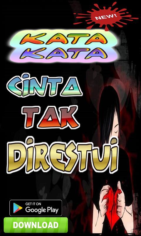 Kata Kata Tak Direstui For Android Apk Download