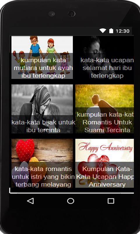 Kata Kata Bijak Untuk Ibu Tercinta For Android Apk Download