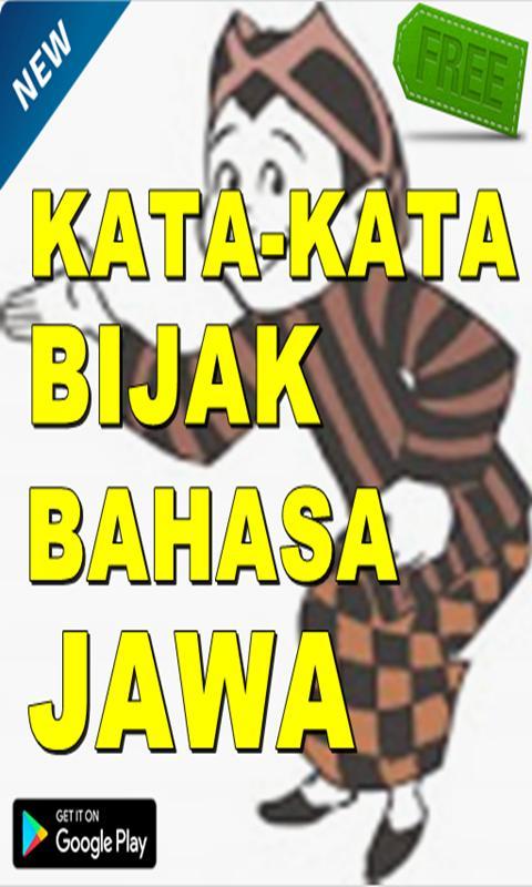 Kata Kata Bijak Bahasa Jawa Terbaru For Android Apk Download