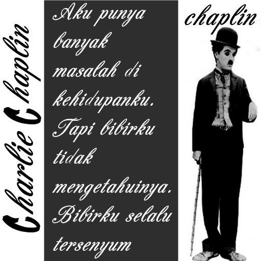 Kata Bijak Charlie Chaplin Für Android Apk Herunterladen