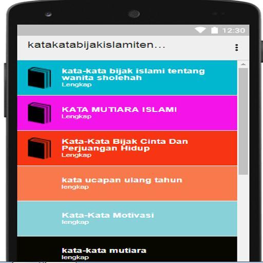 Kata Kata Bijak Islami Tentang Wanita Sholehah Für Android