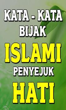 Kata Kata Bijak Islami Penyejuk Hati Terbaru screenshot 3