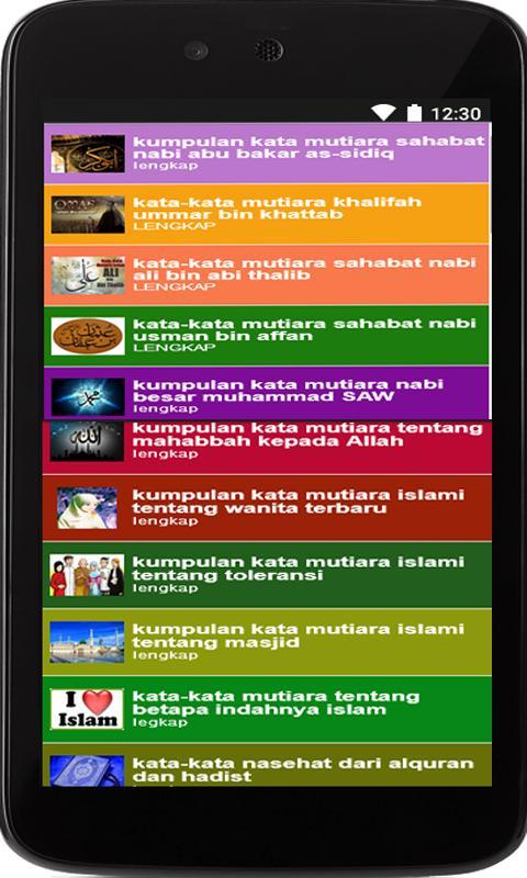 Kata Kata Bijak Islami Penyejuk Hati Terbaru For Android