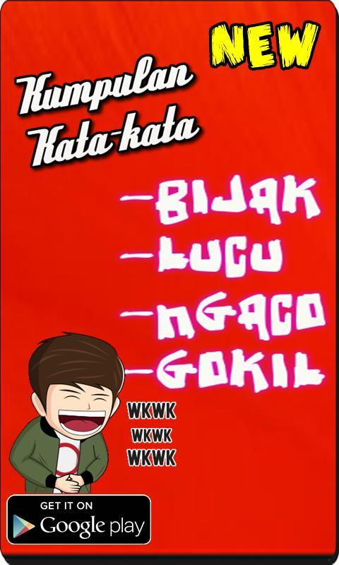 Kata Kata Bijak Lucu Ngaco Gokil For Android Apk Download