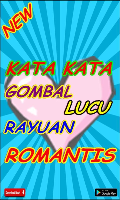 Kata Kata Gombal Lucu Rayuan Romantis Für Android Apk