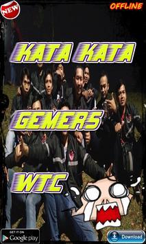 kata kata gamers screenshot 1
