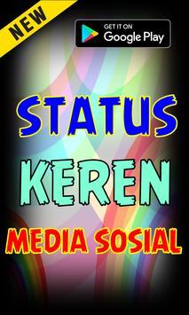 Kata Kata Keren Untuk Media Sosial Lengkap poster