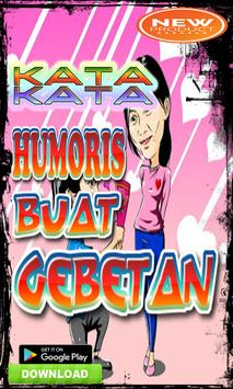 Kata Kata Humoris Buat Gebetan Apk App Free Download For
