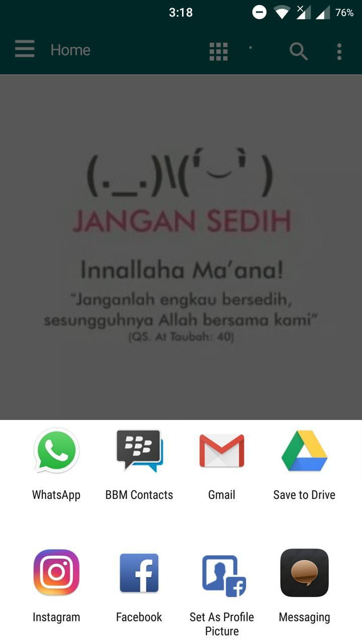 Kata Kata Islami DP & Wallpaper For Android APK Download