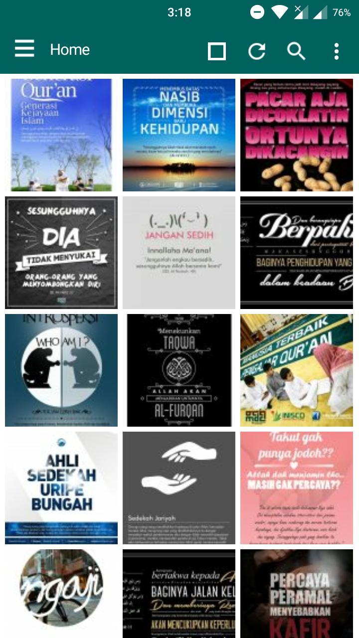 Kata Kata Islami DP & Wallpaper For Android APK Download