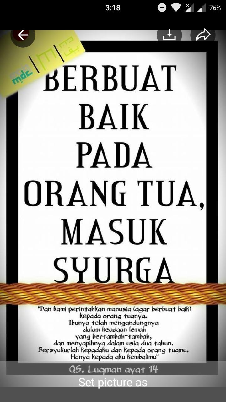 Kata Kata Islami Dp Wallpaper Für Android Apk