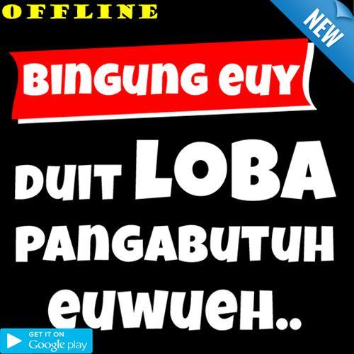 Kata Kata Lucu Bahasa Sunda Terbaru Terhits Für Android