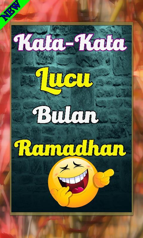 84+ Gambar Lucu Versi Ramadhan Terbaik
