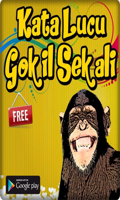Download 940 Gambar Kata Lucu Gokil Abis Terlucu