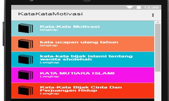 Kata Kata Motivasi Apk App تنزيل مجاني لأجهزة Android