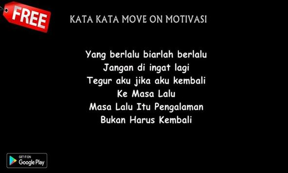 Kata Kata Move On Motivasi Für Android Apk Herunterladen