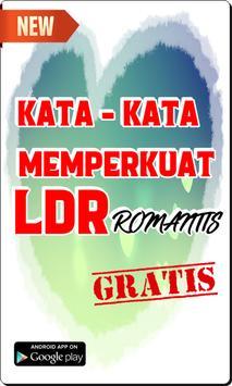 Kata Kata Memperkuat Hubungan LDR Bikin Romantis poster