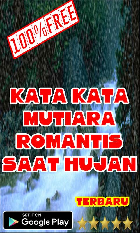 Kata Kata Mutiara Romantis Saat Hujan Turun For Android Apk Download