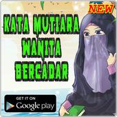 Kata Kata Mutiara Wanita Bercadar Für Android Apk