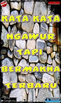 Kata Kata Ngawur Tapi Bermakna Dijaman NOW screenshot 1
