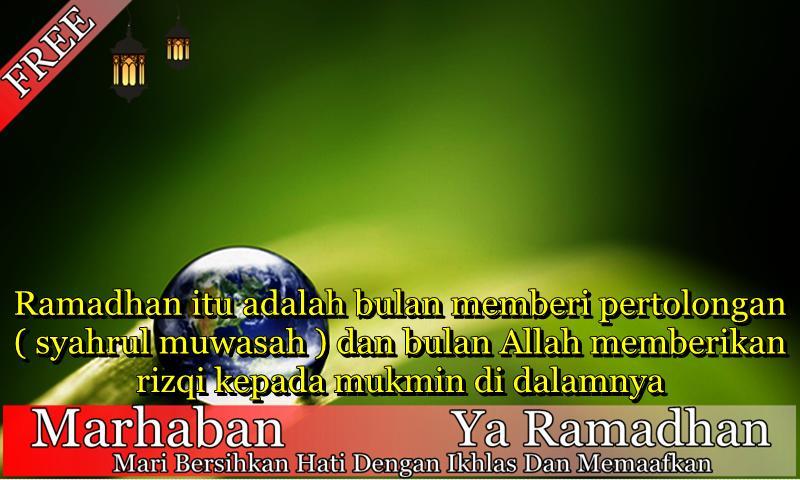 Kata Kata Sms Ucapan Ramadhan Für Android Apk Herunterladen