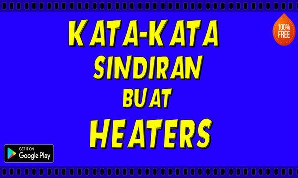 Kata Kata Sindiran Buat Heaters For Android Apk Download