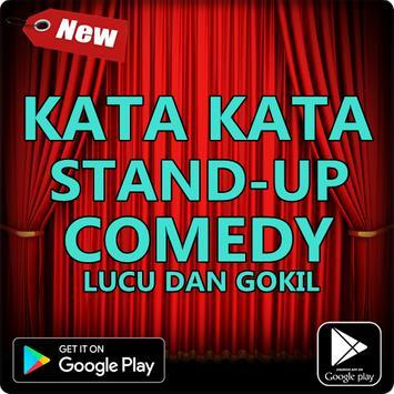 Kata Kata Stand Up Comedy Lucu Terbaru apk screenshot