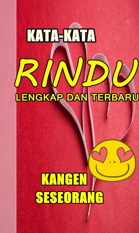 Kata Rindu Dan Kangen Seseorang Terbaru For Android Apk Download