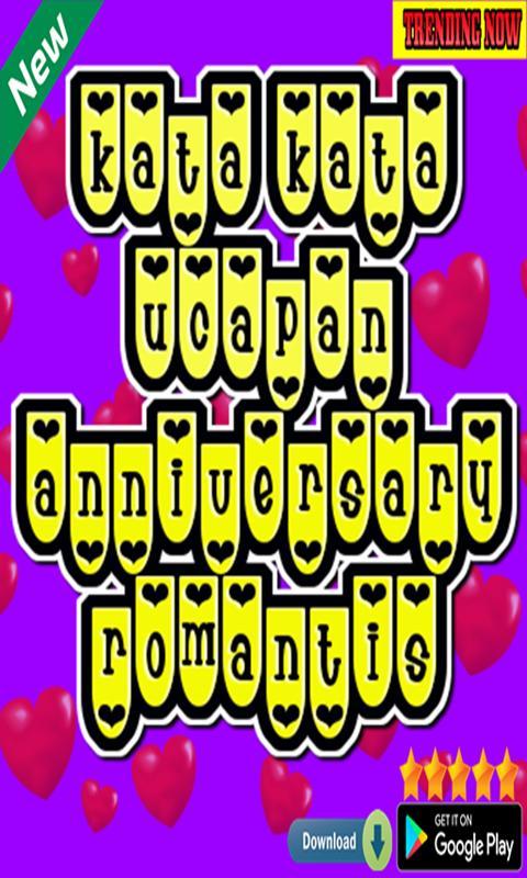 Kata Kata Ucapan Anniversary Romantis Für Android Apk