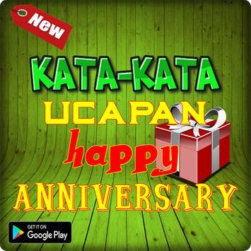 kata-kata ucapan happy anniversary poster