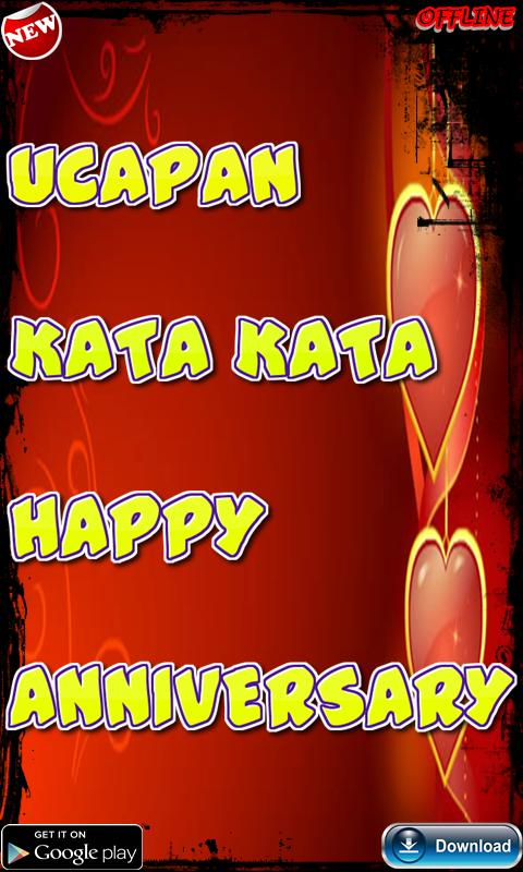 Kata Kata Ucapan Happy Anniversary For Android Apk Download