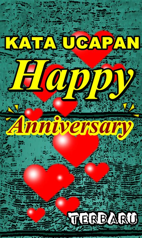 Kata Kata Ucapan Happy Anniversary Terbaik для андроид
