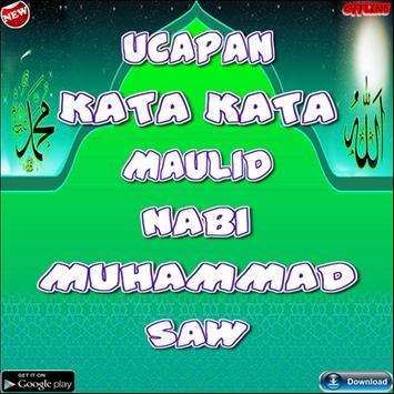 Kata kata Ucapan Maulid Nabi Muhammad SAW für Android APK
