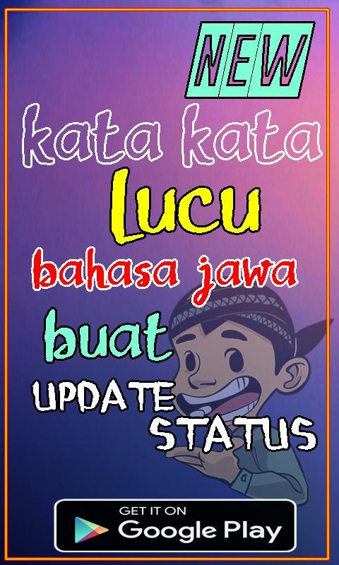 Kata Lucu Bahasa Jawa Terbaru For Android Apk Download