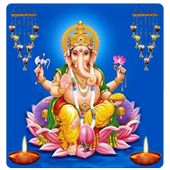 Lord Ganesh Live Wallpaper icon