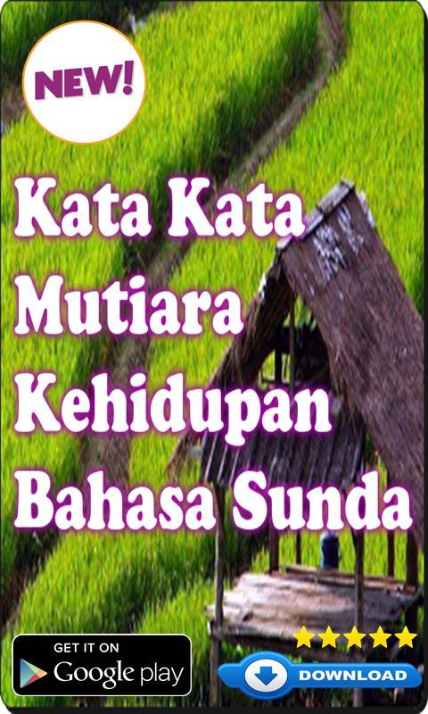 Kata Mutiara Bahasa Sunda Kehidupan Für Android Apk