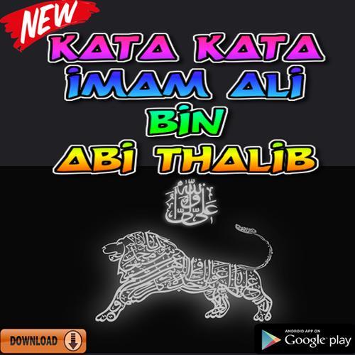 Kata Kata Imam Ali Bin Abi Thalib For Android Apk Download