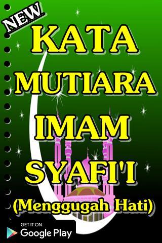 Kata Mutiara Imam Syafii Für Android Apk Herunterladen