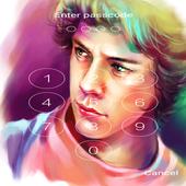 Harry Styles Lock Screen icon